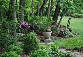 shade garden designs - Google Search