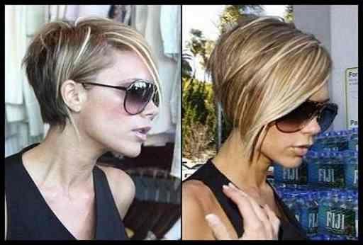 Gut Gefallen Hat Victoria Beckham Invertiert Bob Frisuren Fur Den Meine Frisuren Beckham Hair Victoria Beckham Short Hair Victoria Beckham Hair