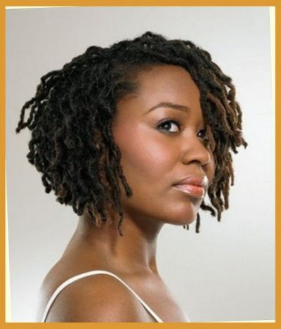 image gallery short locs with images  short locs