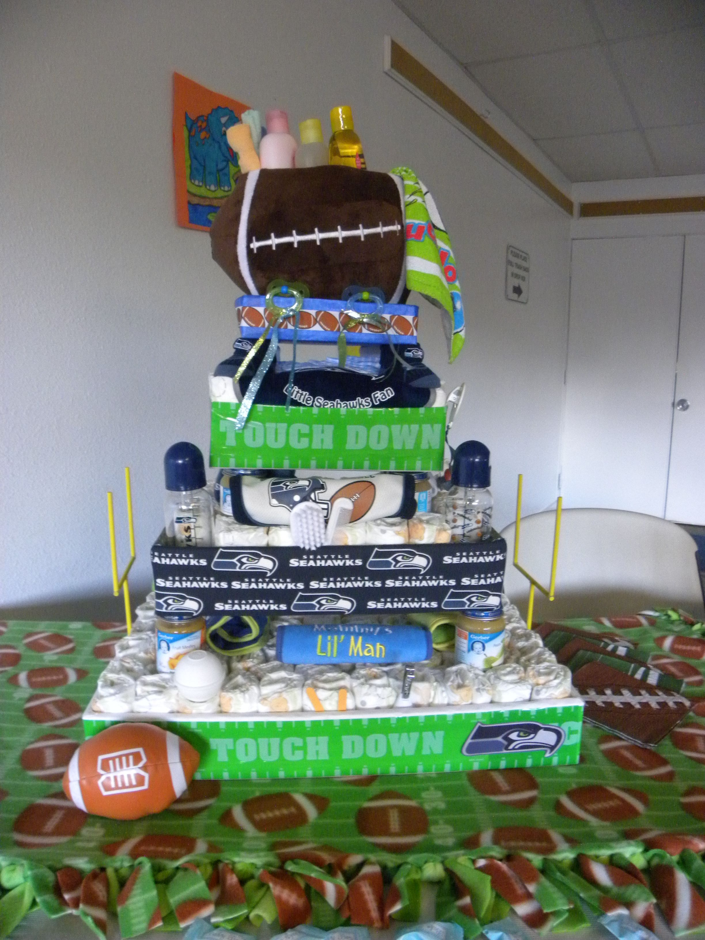 Image Result For Seattle Seahawks Cake