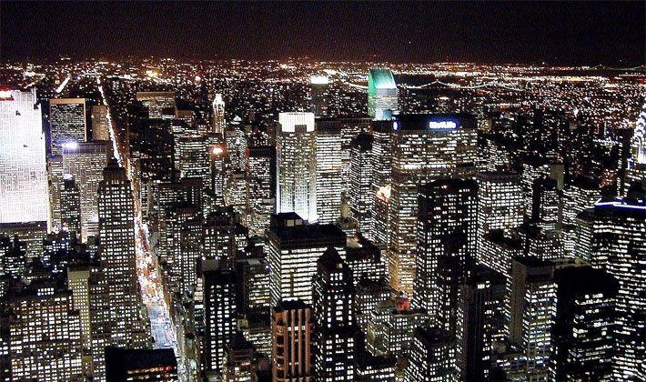 Nueva York desde el Empire State