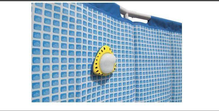 Above Ground Pool Light Wall Mounted Lamp 110 120v Led Transmitter Magnetic New Above Ground Pool Lights Swimming Pool Lights Above Ground Pool