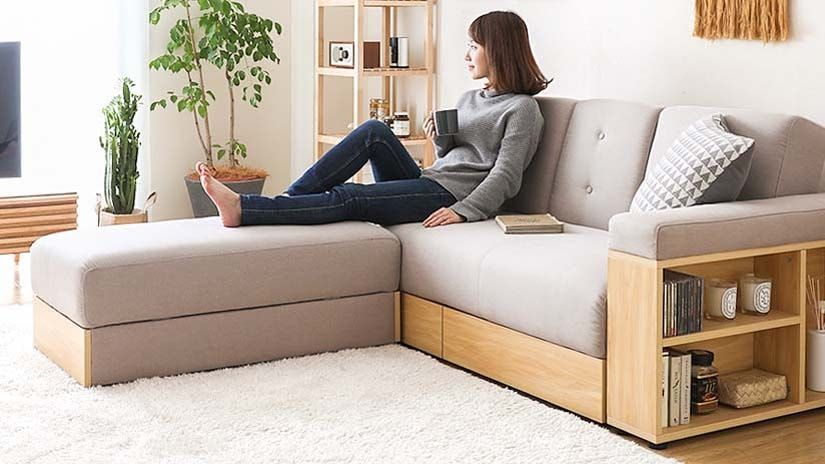 Massimo Multifunction Sofa Bed With Storage Living Room Furniture Sg Bedandbasics In 2020 Sofa Bed With Storage Storage Furniture Living Room Bed Storage