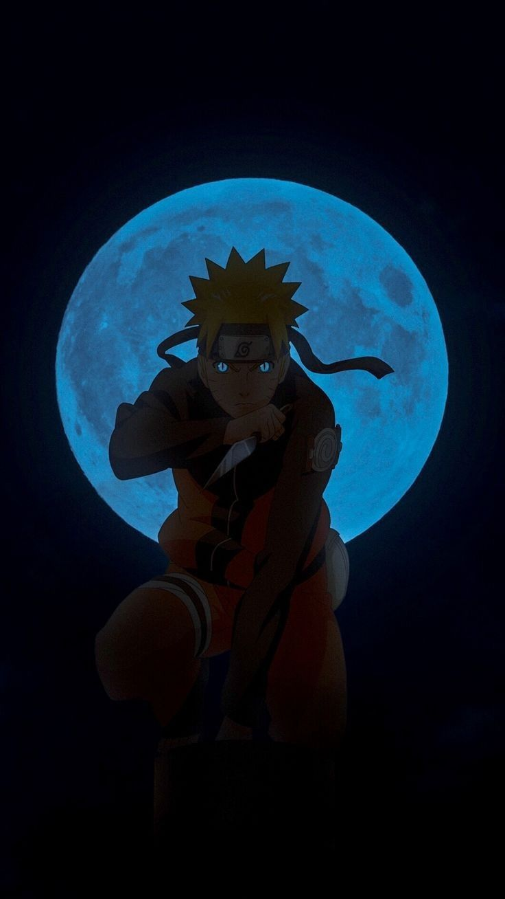 Photo of Naruto Blue Eyes
