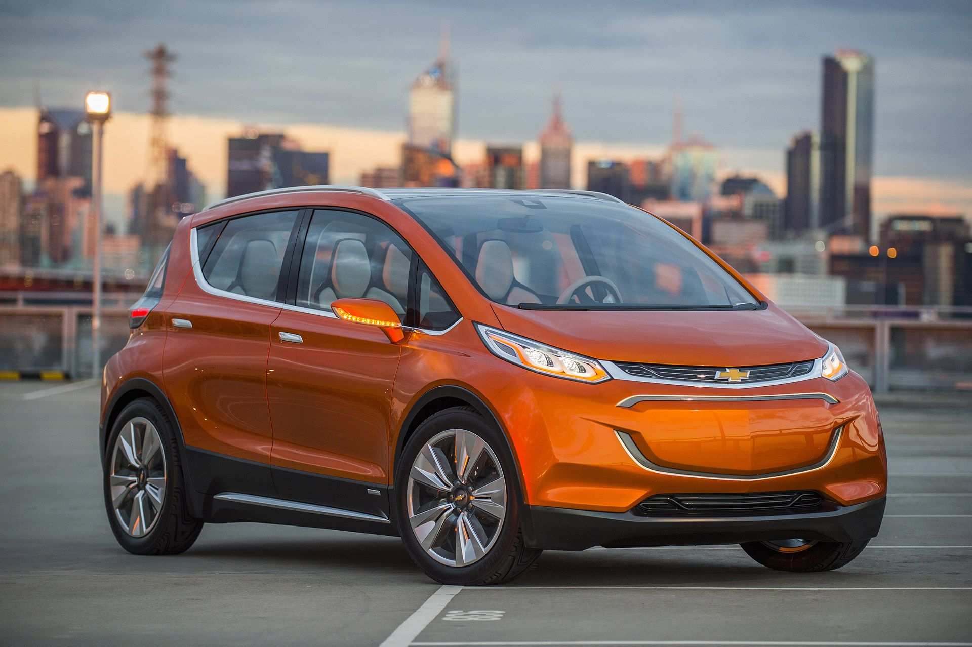 Gm Officially Confirms It Will Build Chevy Bolt Electric Car With