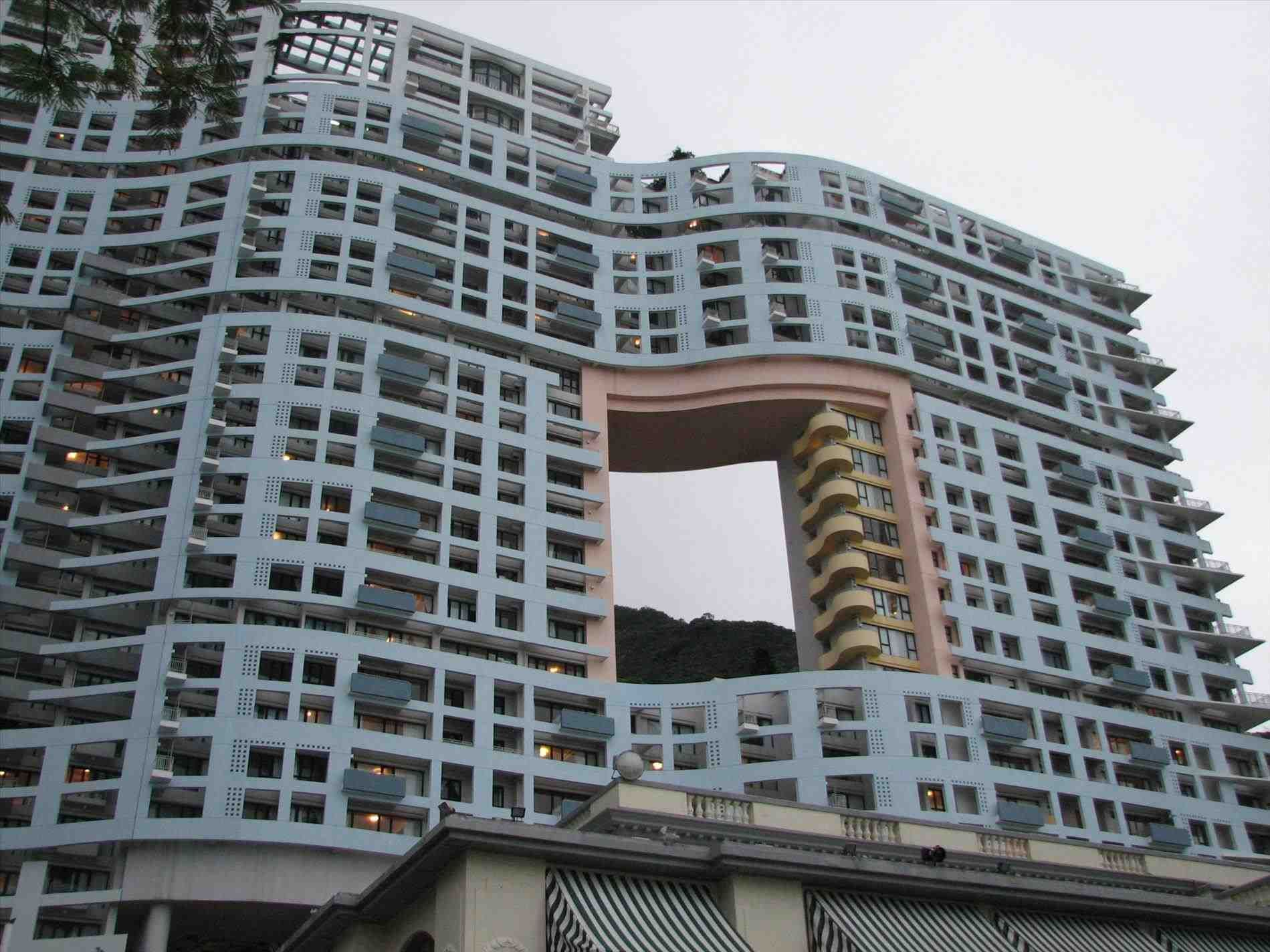 hong kong apartment buildings - i hong kong . small ...