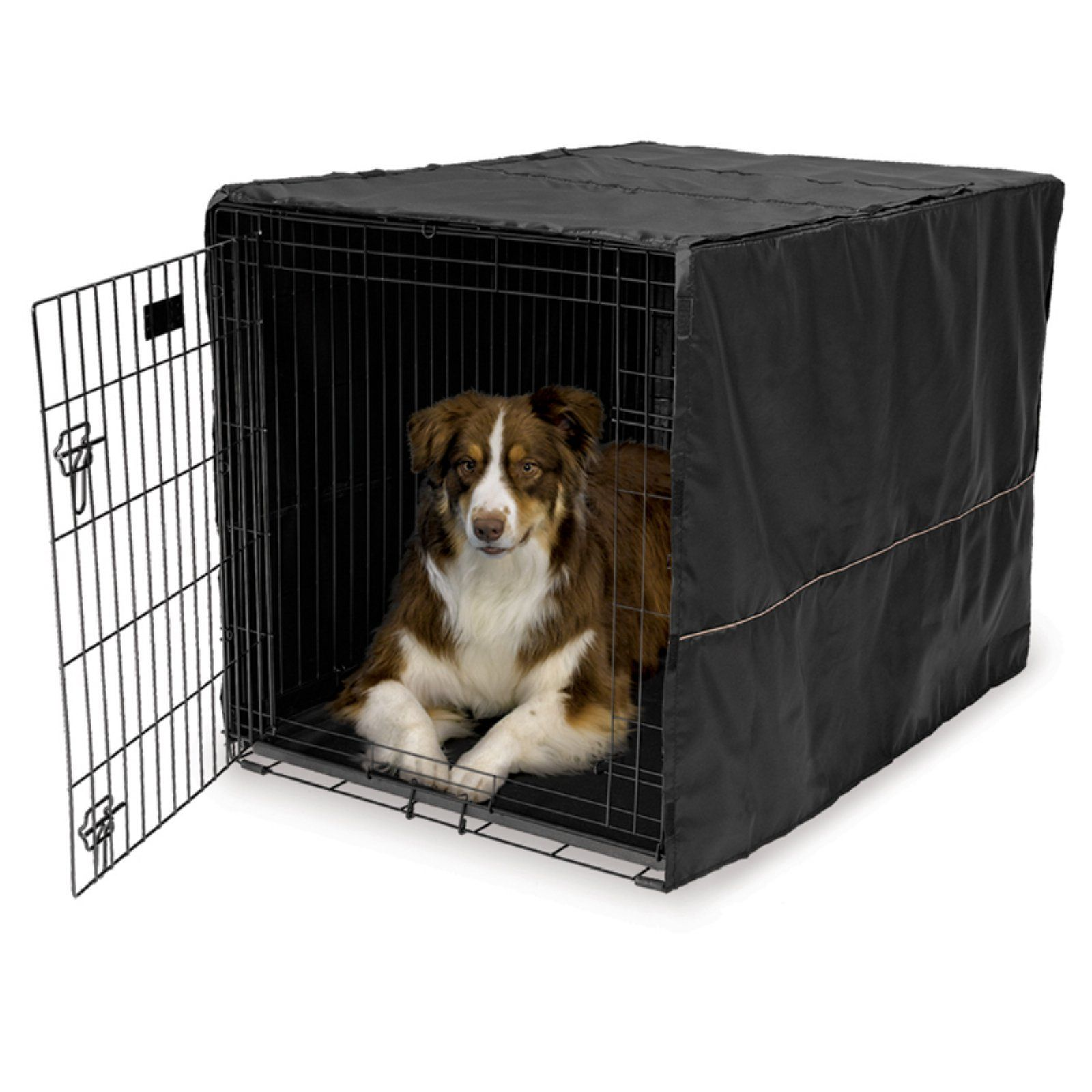 Midwest Homes For Pets Metal Dog Crate Cover Dog Crate Cover Dog Kennel Cover Large Dog Crate