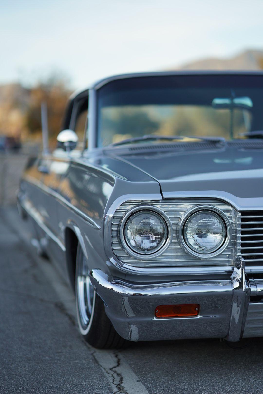 1964 Chevy Impala Impala Chevy Lowriders Lownslow Carshots Caranddriver 64impala Classic Cars Chevy 64 Impala Lowrider Cars