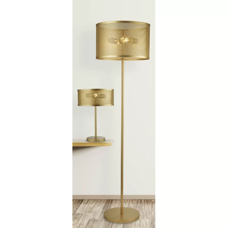 Ardoch 145cm Floor Lamp in 2020 Lamp, Flooring, Floor lamp