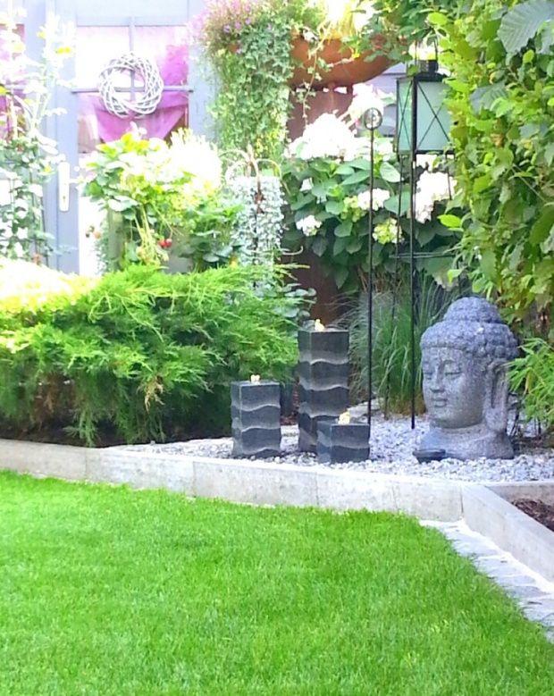 Solebich De Wohne Wie Es Dir Gefallt Garten Buddha Garten Garten Gestalten