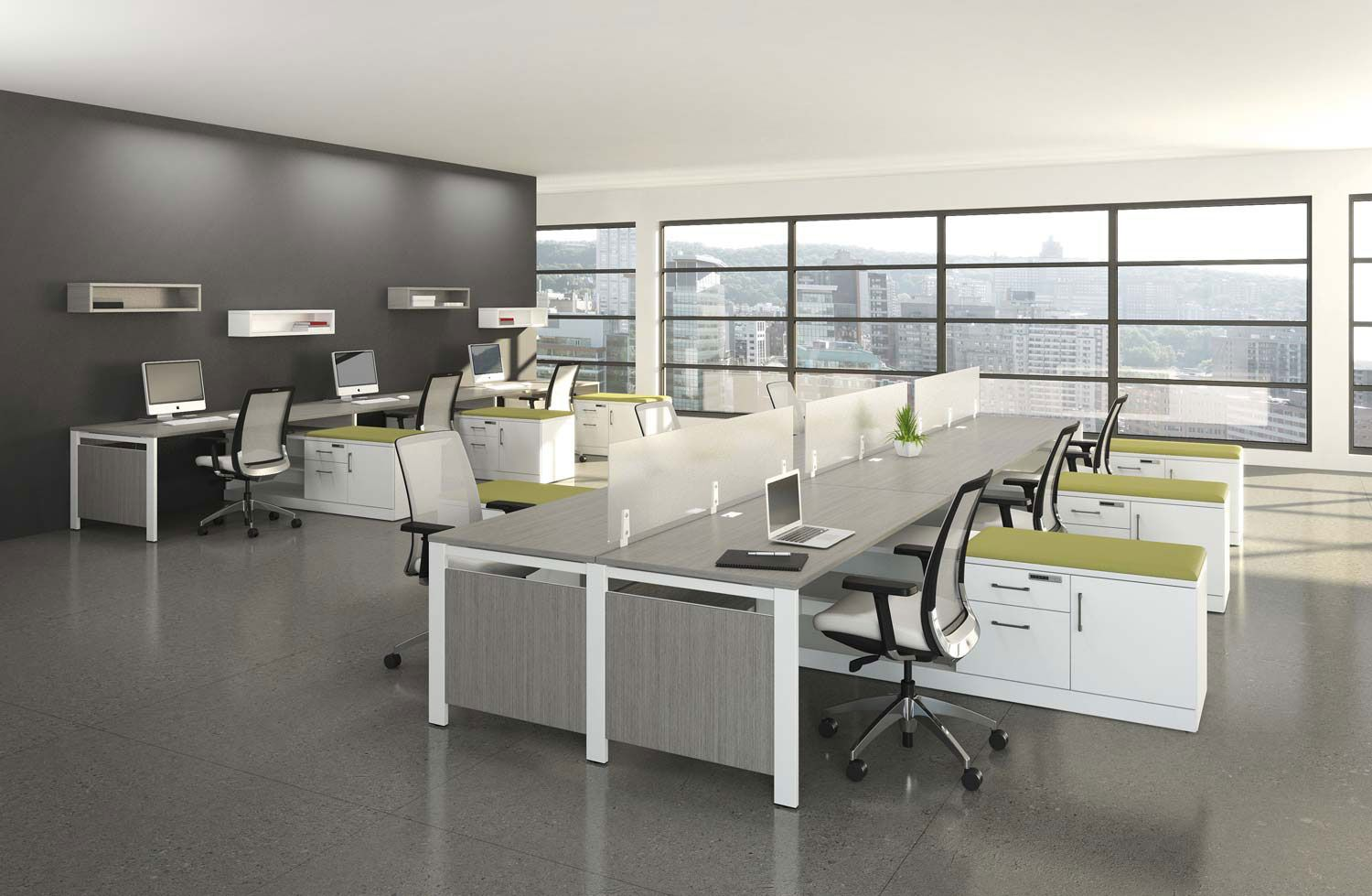 Accountancy firm office design google search upstairs for Modern office designs and layouts