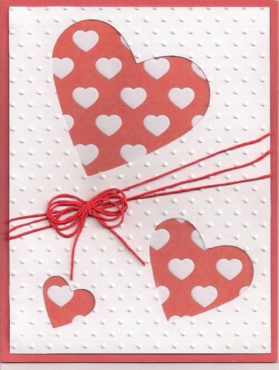 Unique Homemade Valentine Card Design Ideas09 – Valentine Cards Designs