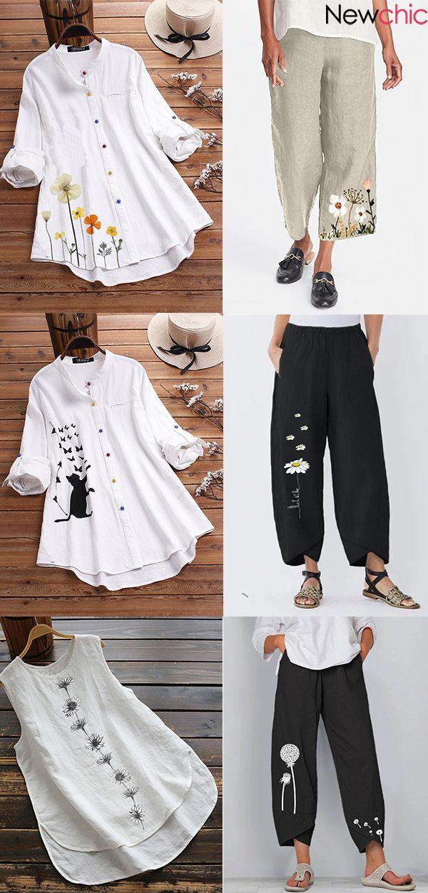 Women Outfits Idea #Fashion #Blouse #Pant