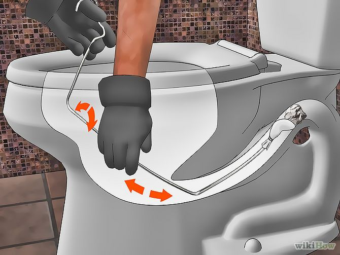 Unclog a Toilet | Toilet, Homemade drain cleaner and Clean house
