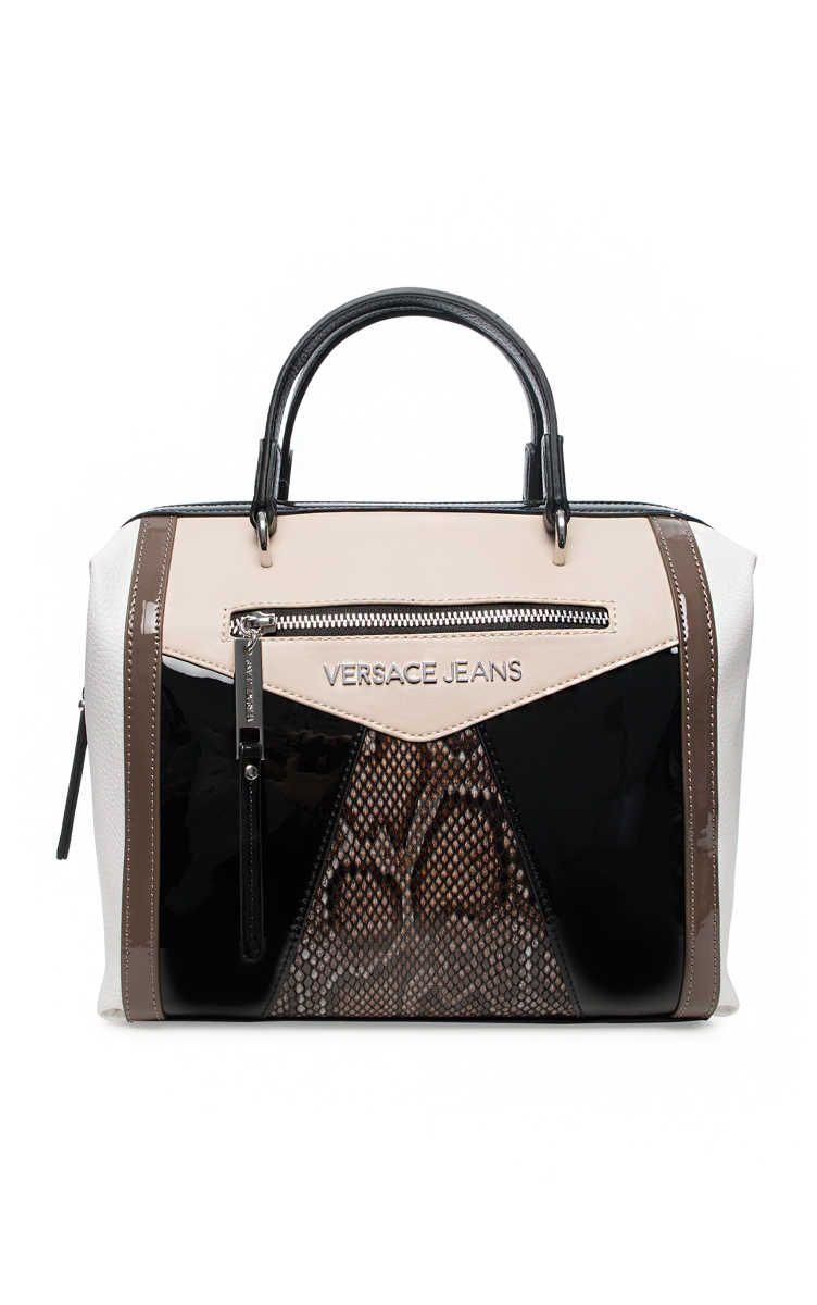 Handväska E1VNBBD2 MULTI - Versace Jeans - Designers - Raglady