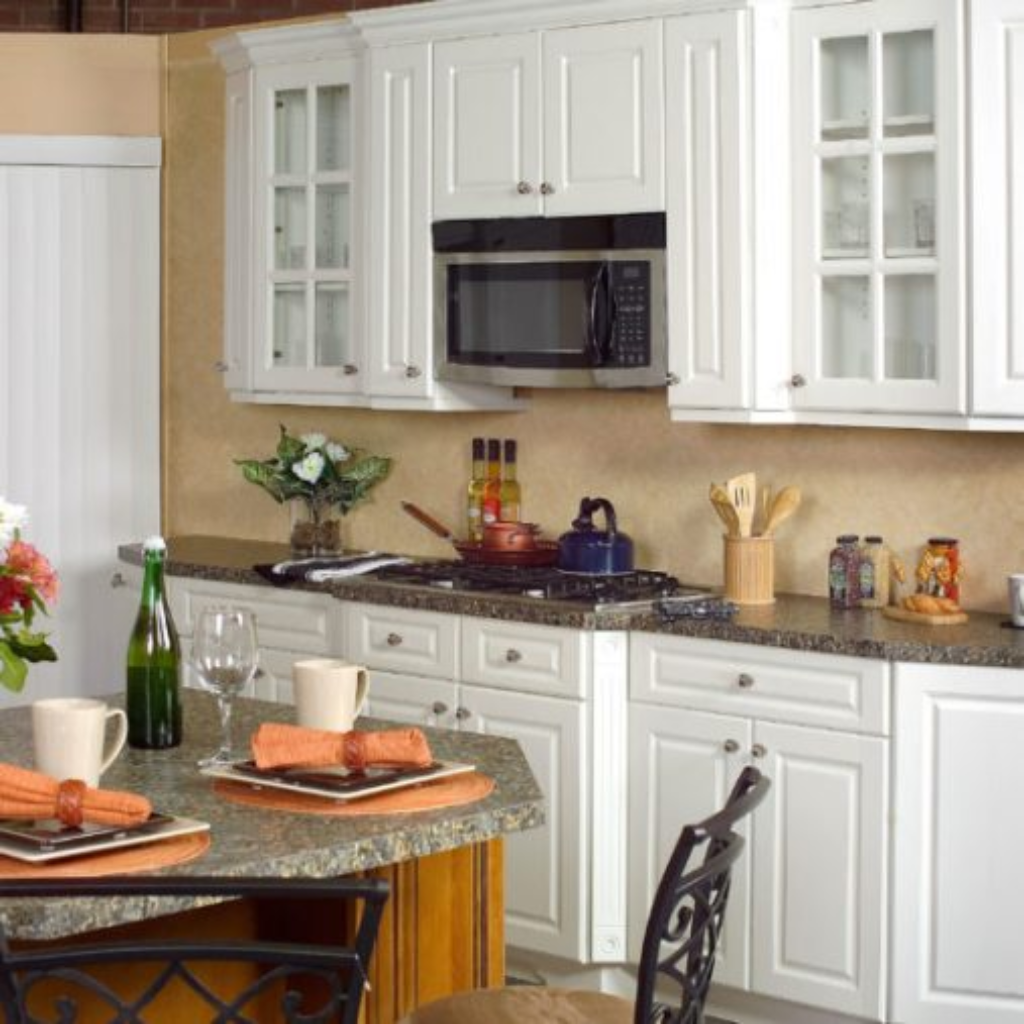 White Satin Long Lasting And Durable Finish That Feature Cascade Classic Kitchen Cabine Quality Kitchen Cabinets Best Kitchen Cabinets Modern Kitchen Furniture