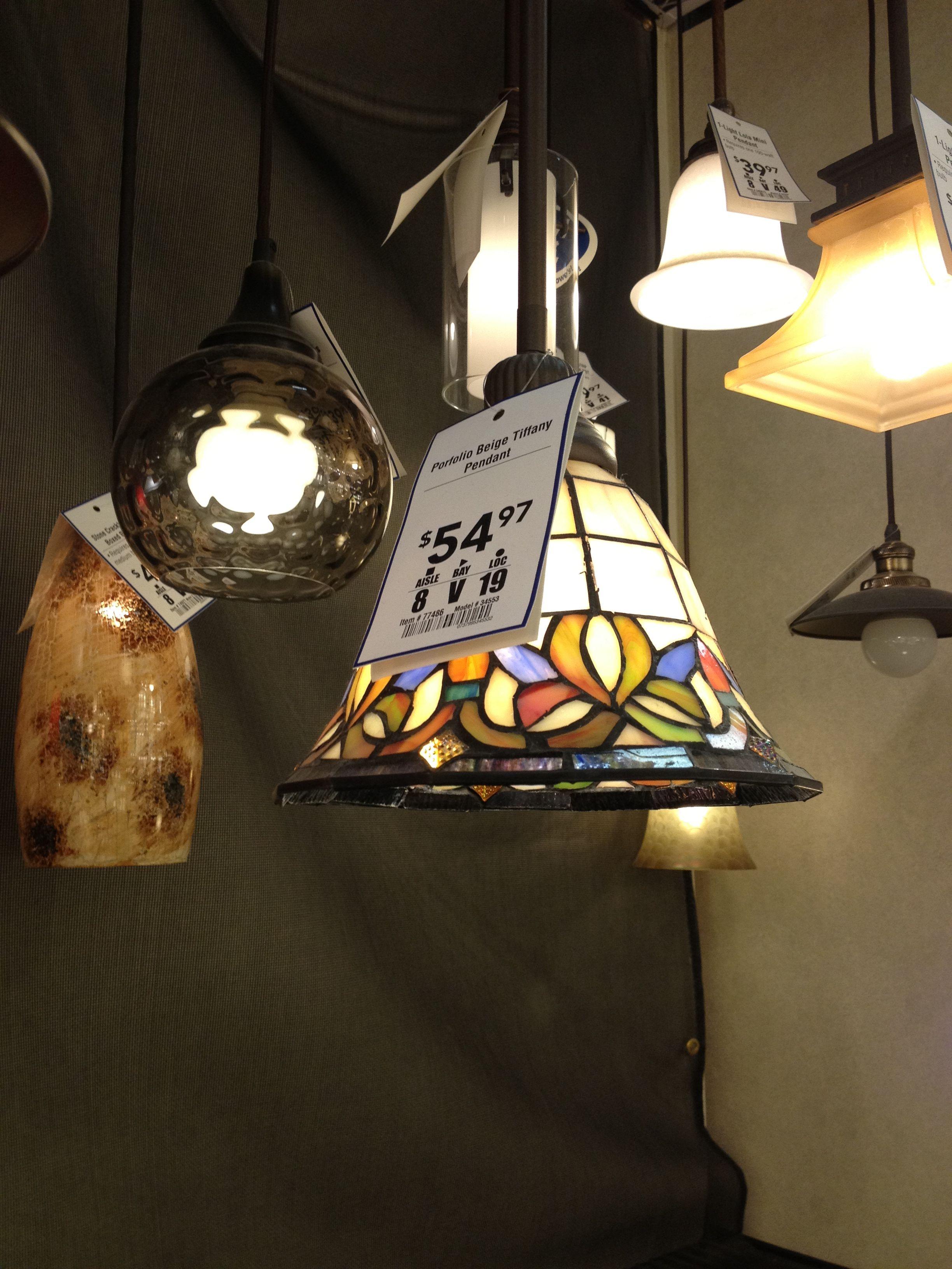 Pendant lamp @ Lowes | B\'ham Station | Pinterest | Pendants, Pendant ...