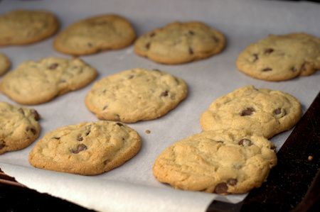Traeger's Chocolate Chip Cookies. bake cookies right on your grill.