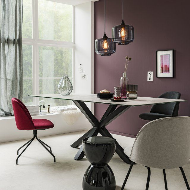 Une Table A Manger Ultra Design Fly Rangement Deco Maison Table