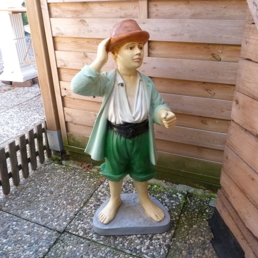 Kinderfiguren Hans Im Gluck Gartenfiguren Kinder Deko Dekofigur Kin018 Gartenfiguren Figur Figuren Shop