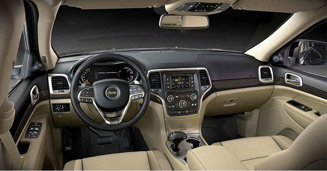 2017 Jeep Grand Cherokee Srt Interior 2017 Jeep Grand Cherokee