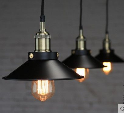 Resultado de imagen para estilo industrial de iluminaci n - Iluminacion estilo industrial ...