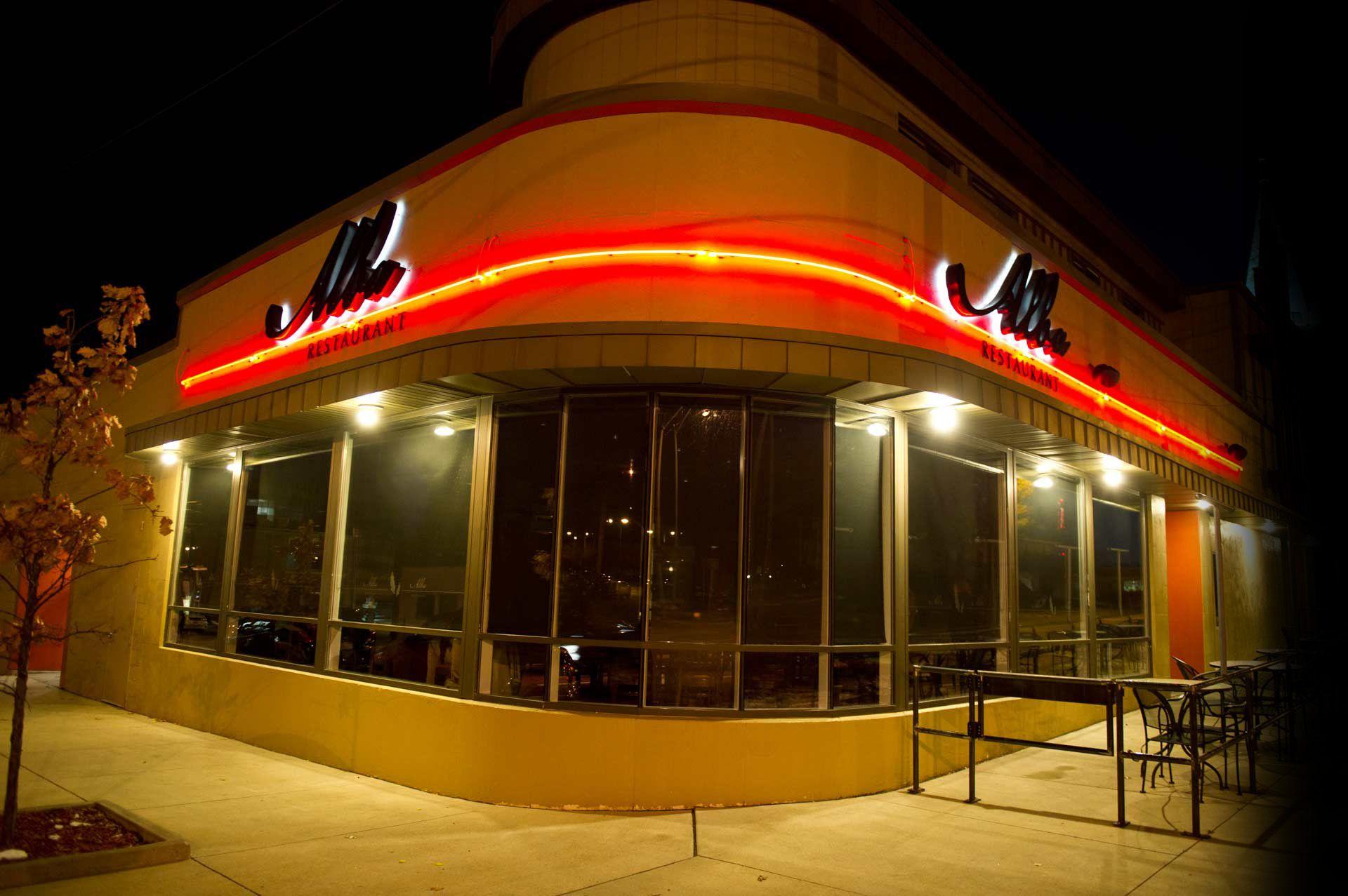 Alba Restaurant Contemporary American Cuisine In Des Moines East Village Iowa