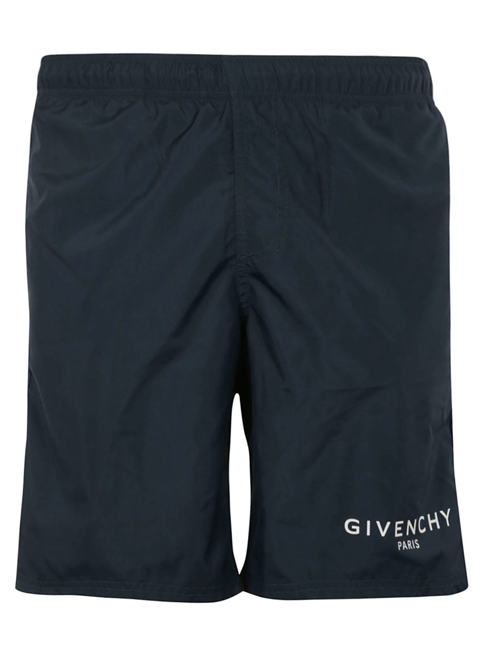 a2af22ee41e568 GIVENCHY LOGO SWIM SHORTS.  givenchy  cloth