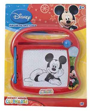Disney Minnie Clubhouse Minnie magnetico Mouse Sketcher
