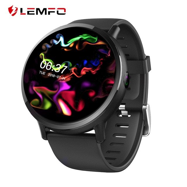 LEMFO Smart Watch LEM X Android 7.0 LTE 4G Watch Phone