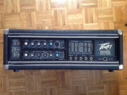 Bass Topteil,Peavey Mark 3,2 Kanalverstärker in Niedersachsen - Ilsede | Musikinstrumente und Zubehör gebraucht kaufen | eBay Kleinanzeigen