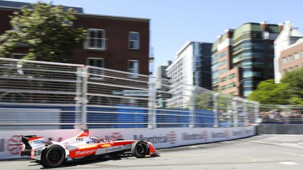 #MOTORSPORTS  #MOTORS     Rosenqvist on pole for Formula E title decider inMontreal