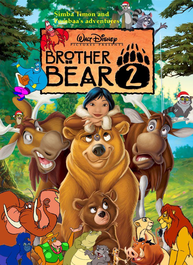Brother Bear 2 Click Photo To Watch Full Movie Free Online Brother Bear Animasyon Filmler Izleme