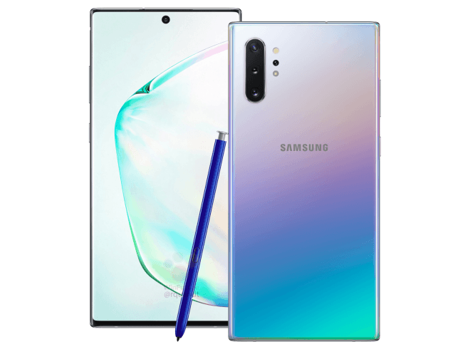 Samsung Galaxy Note 10 Plus Complete Details