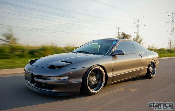 Erik Roll Front Ford Probe Gt Ford Probe Ford Gt