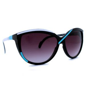 Jordana Sunglasses Black, $16.50, now featured on Fab.