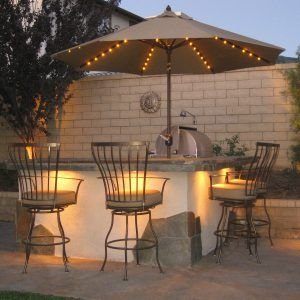 Bon Solar Lights For Outdoor Umbrella