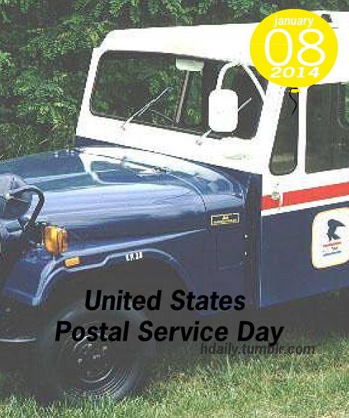 Postal Jeep Parts : postal, parts, United, States, Postal, Service, Jeep,