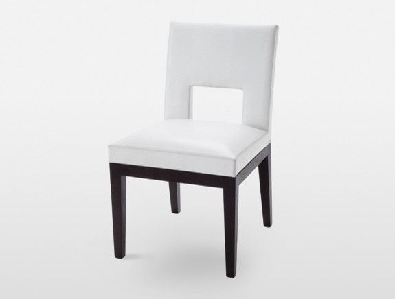 Velin Chair By Christian Liagre Modern Dining Chairs And
