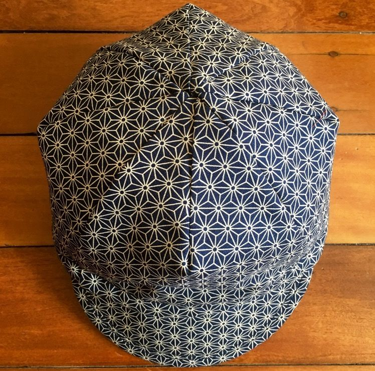 Image of Asanoha Cycling Cap