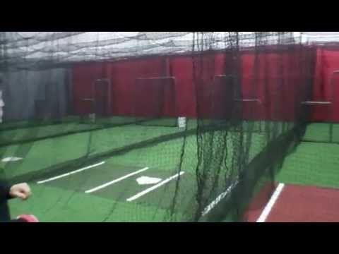 The Baseball Barn Facility Tour Indoor Batting Cages Youtube Indoor Batting Cage Batting Cages Barn