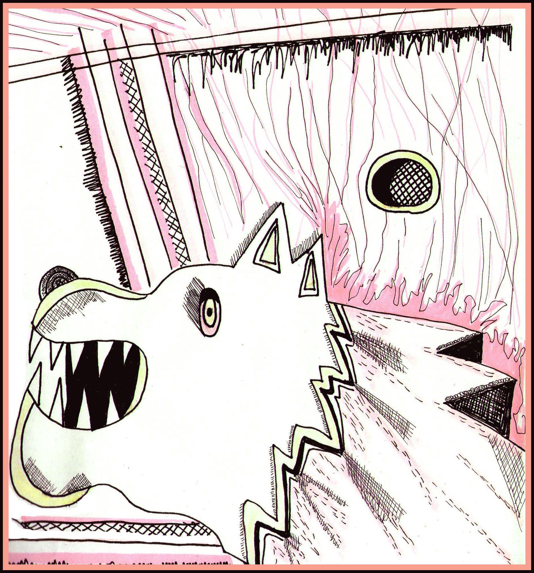 #Lobo estepario  http://lisdisanto.tumblr.com/