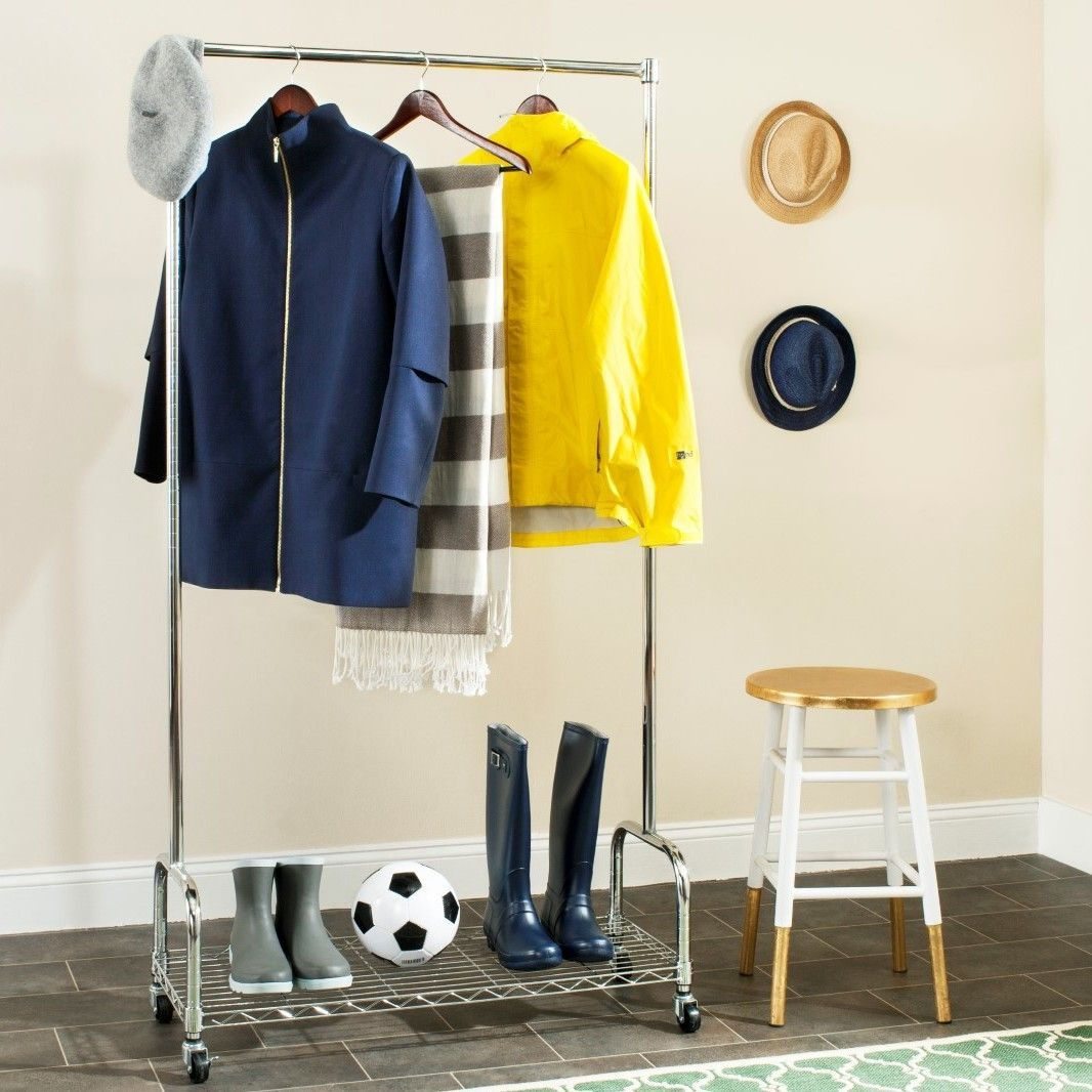 Christian single rod clothes rack products pinterest products