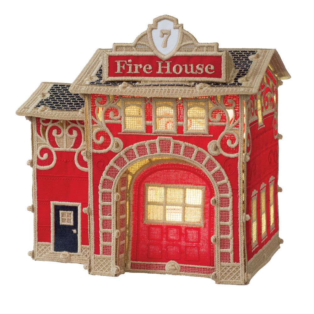 2016\'s new addition to the OESD Christmas Village... featuring ...