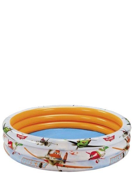 Lentsikat-uima-allas Lomatunnelma syntyy hetkessä, kun pulahtaa omaan upeaan altaaseen. Ilmatäytteisen altaan tilavuus 481 litraa. Sisältää korjauspaikan. 168 x 40 cm. Yli 3-vuotiaille