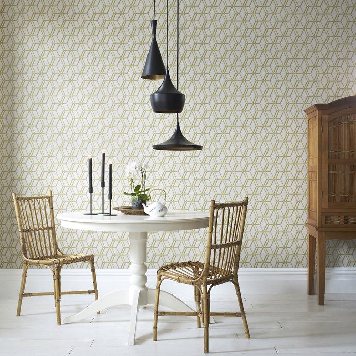 Ling Wallpaper By Steve Leung Geometric Wall Coverings By Graham