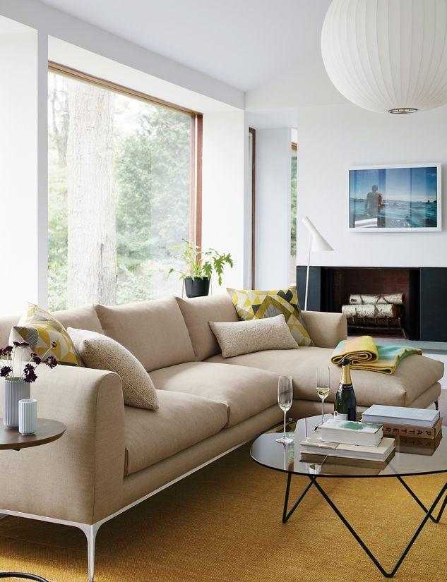 Pedrera Coffee Table Living Room Inspiration Sofa Design Furniture