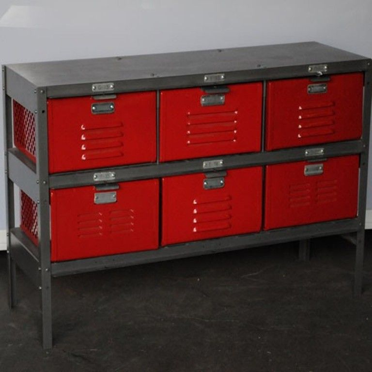 Metal Locker Dresser For Kids All Things Locker Dresser Metal Lockers Locker Furniture