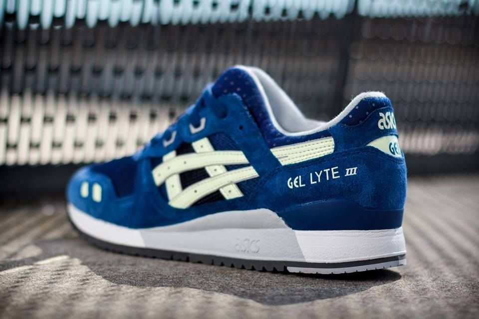 Asics Gel Lyte III: | Blue Estate Gel/ III: Glow In The Dark | 8c7cb06 - surgaperawan.info