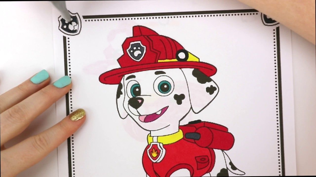 39+ Chase paw patrol car coloring page ideas in 2021